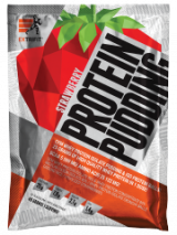 Protein Pudding strawberry Extrifit
