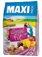 Cereal fit multigrain flakes with fruit Bonavita