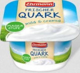 frischer quark 0.2% fat Ehrmann