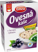 porridge with black currant light Emco