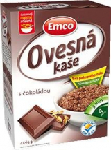 oatmeal with chocolate Emco Express