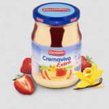 Cremaviva extra vanilla strawberry Ehrmann