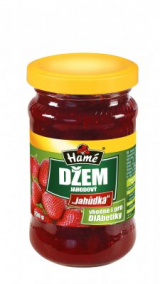 strawberry jam strawberry with reduced sugar content Hame