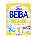 Beba A.R. 1 when Mild vomiting