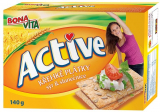 Active delicate slices of cheese and sunflower Bonavita