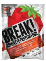 Protein Break! strawberry Extrifit