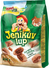 Jeníkův swag cereal pillows filled with flavored nougat with Bonavita