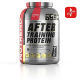 After training protein strawberry Nutrend