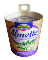 cottage cheese with garlic Almeto