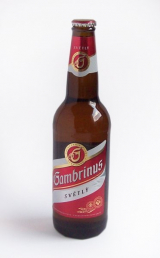 Gambrinus beer