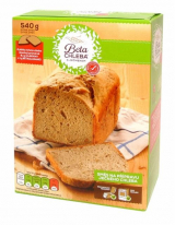 Beta bread with barley Semix