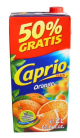 Caprio plus Orange
