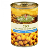 canned chickpeas Bio Bio Idea