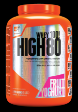 HIGH 80 fruit joghurt Extrifit