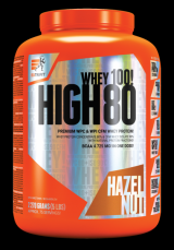 HIGH 80 hazelnut Extrifit