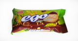 Ego nuts cereal cookies with chocolate icing