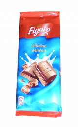 Figaro chocolate milk