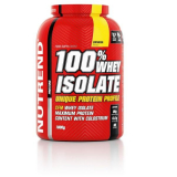 100% whey isolate banana, chocolate, strawberry, vanilla Nutrend