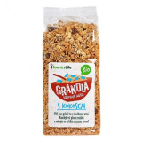 granola crunchy muesli with coconut Bio Country Life