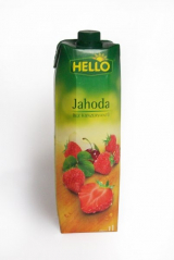 Hello strawberry juice