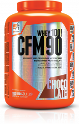 CFM 90 WHEY 100 chocolate Extrifit
