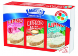 South Bohemia Lipno TRIO extra cream, ham, Niva Madeta