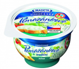 South Bohemian traditional butter spreads Niva Madeta