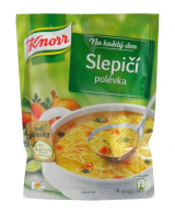 chicken instant soup Knorr