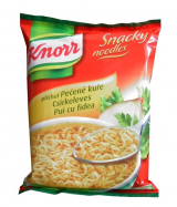 Knorr noodles fried chicken snacks