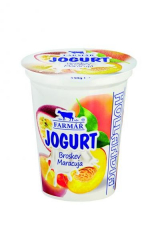 Farmer yogurt peach passion fruit Hollandia
