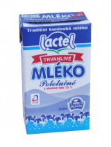skimmed milk durable Lactel