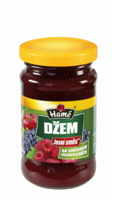 Forest Fruit jam with reduced sugar content Hame