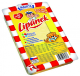 Lipánek 48% slices Madeta