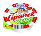 Lipánek cream cheese with chives Madeta