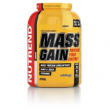 Mass gain banana, vanilla, strawberry, biscuit, pistachio Nutrend