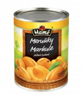compote of apricot halves Hame