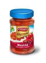 Mexican hot sauce with beans OTMA Gourmet