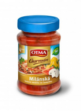 Milan finished sauce with mushrooms Gourmet OTMA