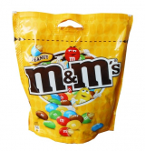 M & M peanuts in chocolate