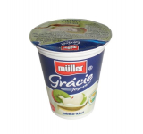 Müller yogurt Graces apple and kiwi