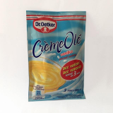 Dr. Oetker Crème Ole pure vanilla powder without milk