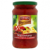 Napoletana sauce with tomatoes and vegetables OTMA Gourmet