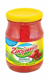 red pepper chopped Znojmia