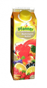 Pfanner Multivitamin Diet