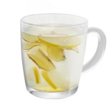 Ginger tea with lemon CrossCafe