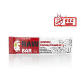 Raw Bar Cranberry Cocoa Nutrend