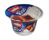 Riso rice milk chocolate Müller