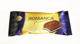 Romanca Premium sit chocolate cookies with vanilla filling