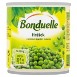 peas in a slightly brine Bonduelle
