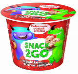 2GO snack with apple and chia seeds Semix